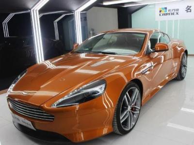 阿斯顿马丁 Virage  Coupe 5.9图片