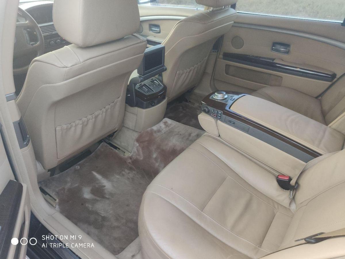宝马 宝马7系  2008款 730Li经典版图片