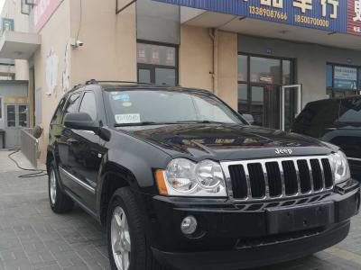 Jeep 大切诺基  2007款 5.7L
