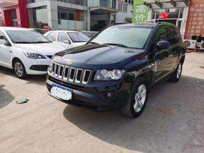 Jeep 指南者  2014款 2.4L 四驱运动版