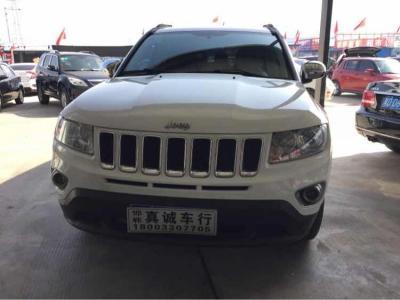 2012年4月 Jeep 指南者(进口) 2.0L 两驱豪华版图片
