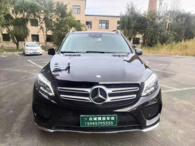奔驰 奔驰GLE  2018款 GLE 400 4MATIC 臻藏版
