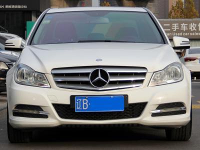 奔驰 奔驰C级  2013款 C 180 CGI 经典型