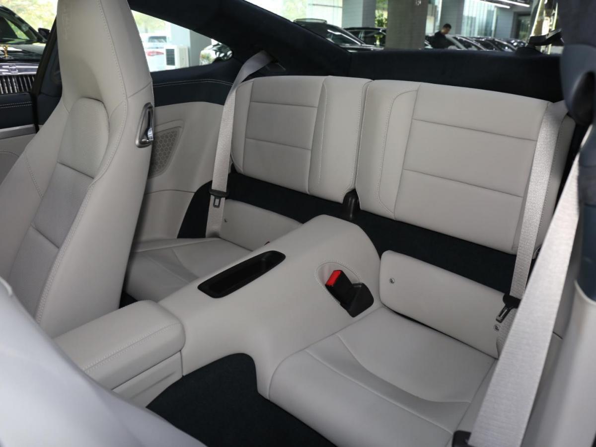 保時捷 911  2016款 Carrera 3.0T圖片