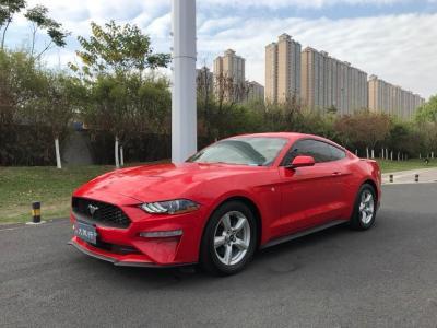 2018年6月 福特 Mustang(进口) 2.3T 运动版图片