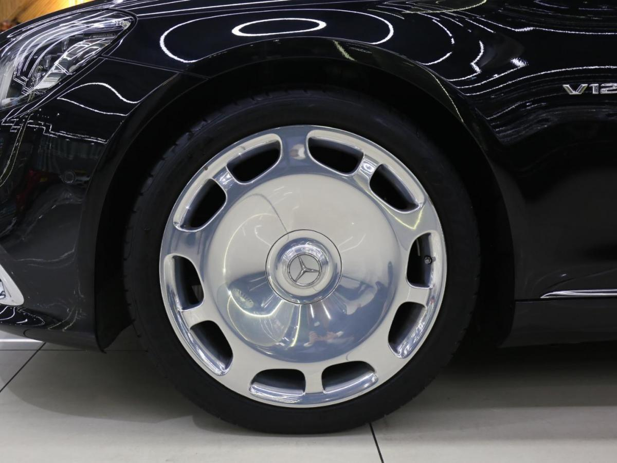 奔驰 迈巴赫S级  2018款 S 680图片