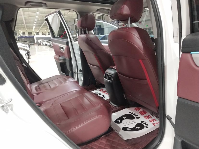 本田 CR-V  2017款 240TURBO CVT两驱都市版图片
