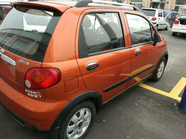 【枣庄】2012年12月 雪佛兰 乐驰 1.2 橙色 手动挡图片