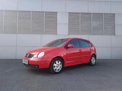 大众 Polo  2006款 劲情 1.4L 手动时尚版图片