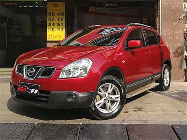 日产 逍客  2012款 2.0XL 火 6MT 2WD