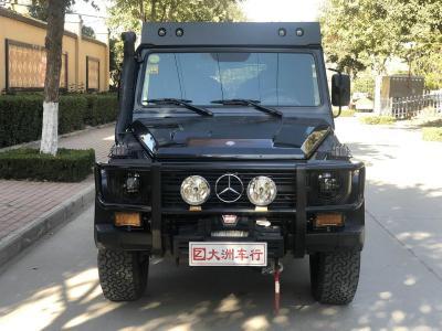 奔驰 奔驰G级 G300P 柴油 军用版图片
