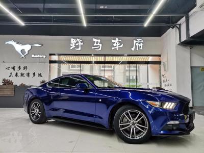 福特 Mustang  2016款 2.3T 運動版