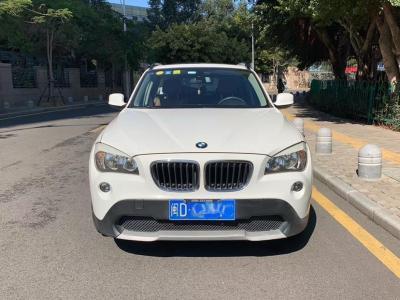 宝马 宝马X1  2012款 sDrive18i 时尚型图片
