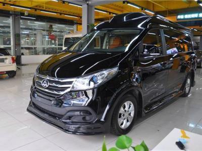 2016年5月 2016款 上汽大通G10黑騎士豪華商務房車圖片