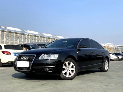 2007年2月 奧迪 奧迪A6L  2.4L 舒適型圖片