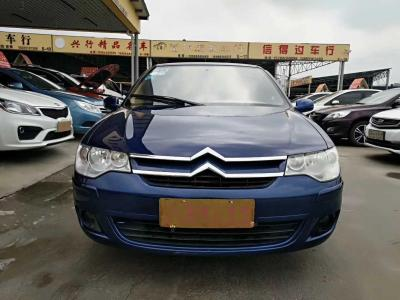 雪鐵龍 愛麗舍  2008款 三廂 1.6L CNG手動標準型