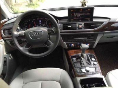 奥迪 奥迪A6L A6 2.5 TDI 汽油版图片