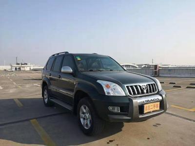 2005年4月 丰田 普拉多(进口) VX 4.0图片