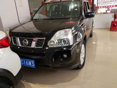 日产 奇骏  2010款 2.5L CVT至尊版 4WD图片