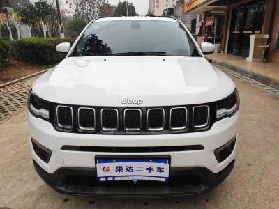 2018年1月 Jeep 指南者  200T 自動馭享版圖片