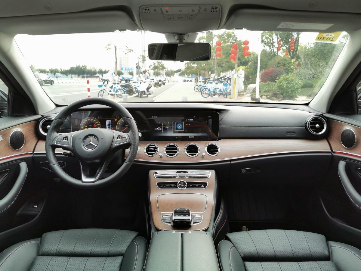 奔驰 奔驰E级  2018款 改款 E 200 L 运动型图片
