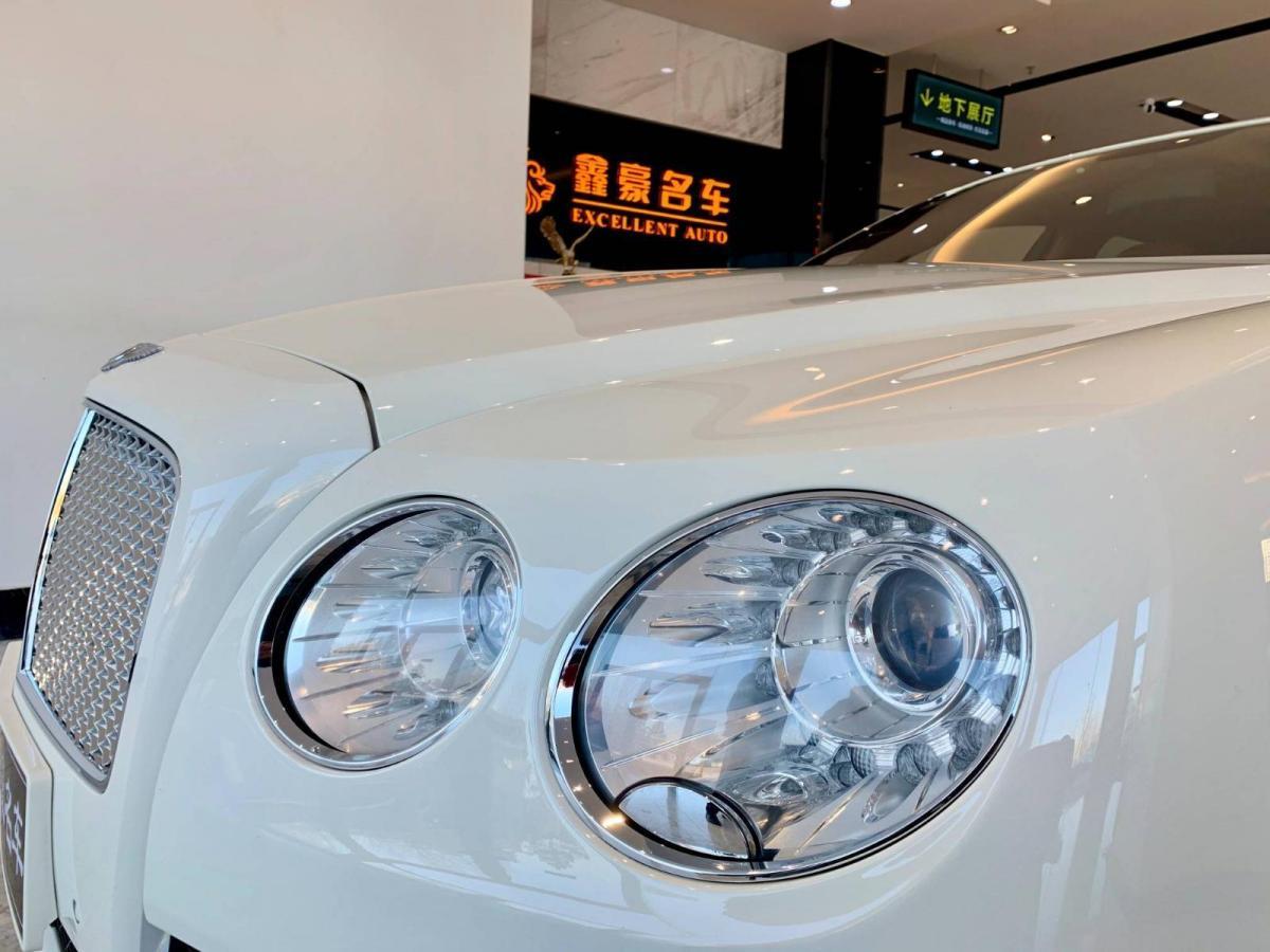 宾利 飞驰  2013款 6.0T W12 尊贵版图片