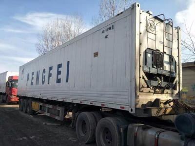 低價出售二手冷藏車大鳳凰 凱麗 歐曼 德龍 豪沃 解放 包提檔過戶