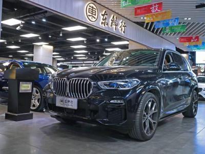 2019年11月 宝马 宝马X5(进口) xDrive40i 尊享型 M运动套装图片