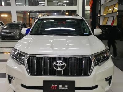 豐田 普拉多  2019款 3.5L 自動TX-L尊享版后掛備胎圖片