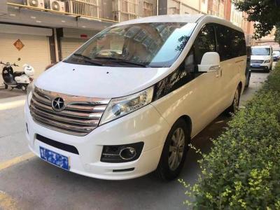 2014年6月 江淮 瑞风M5 2.0T 汽油自动公务版图片