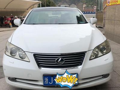 2008年2月 雷克薩斯 ES  350 豪華版圖片