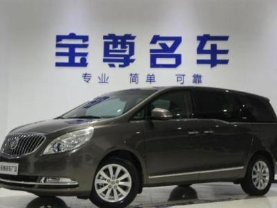 别克 GL8  豪华商务车 2.4 LT 行政版图片