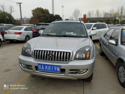 江淮 瑞鷹  2007款 2.0L 豪華舒適型