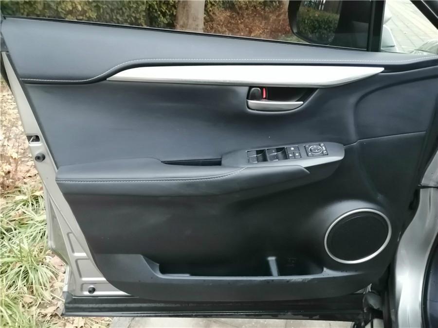 雷克萨斯 NX  2017款 200 前驱 锋行版图片