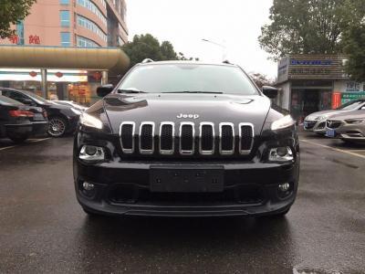 Jeep 自由光  2016款 2.4L 领先智能版