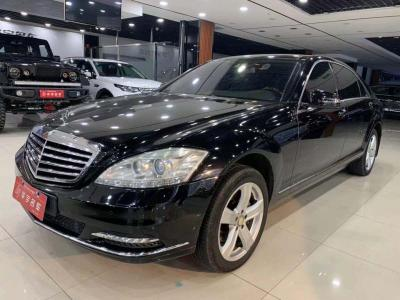 奔馳 奔馳S級  2012款 S 350 L 4MATIC Grand Edition