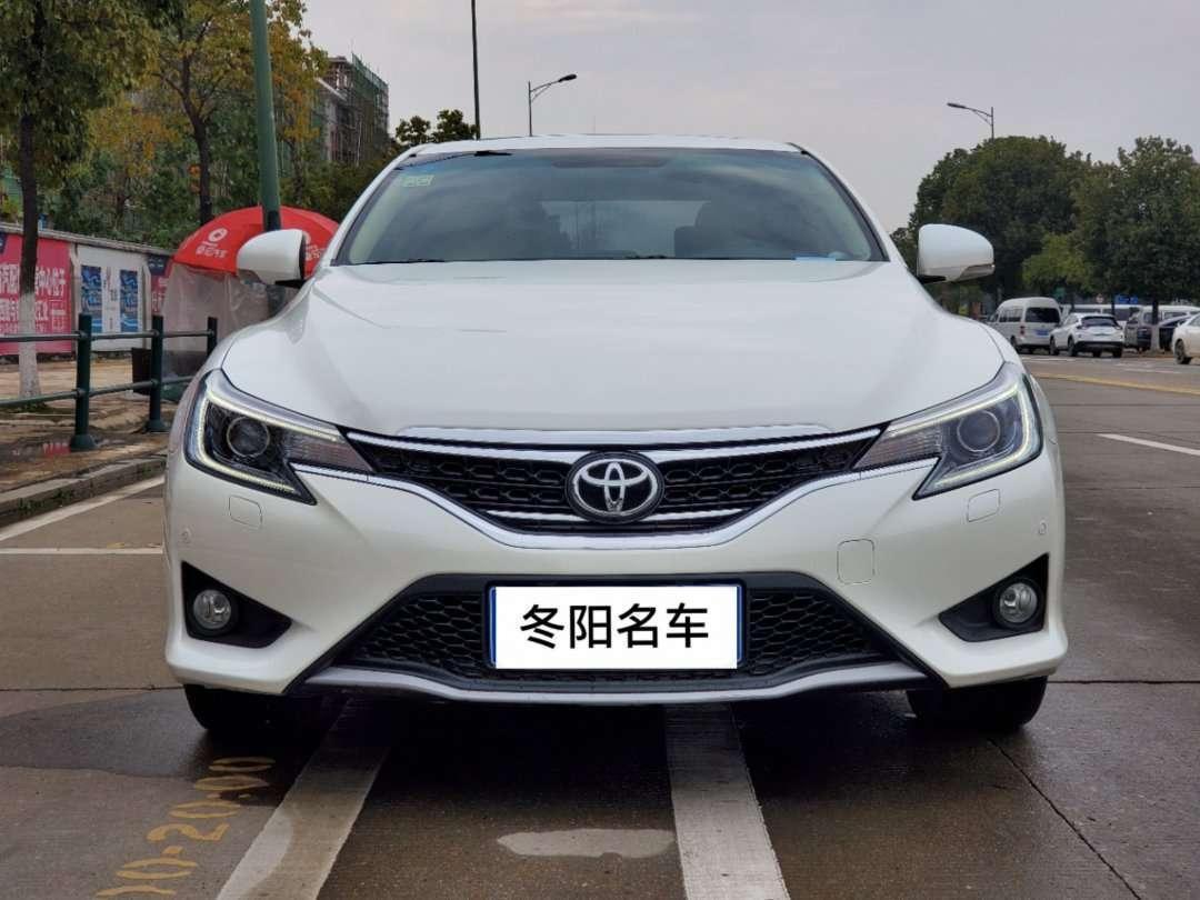 2013年6月 丰田 锐志 2.5V 尚锐导航版