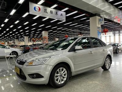 福特 福克斯  2011款 三厢 1.8L 自动时尚型图片