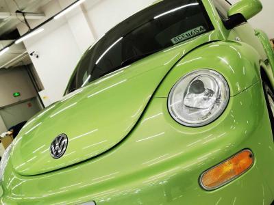 2002年1月 大众 甲壳虫(进口) 2.0 AT 敞蓬版图片