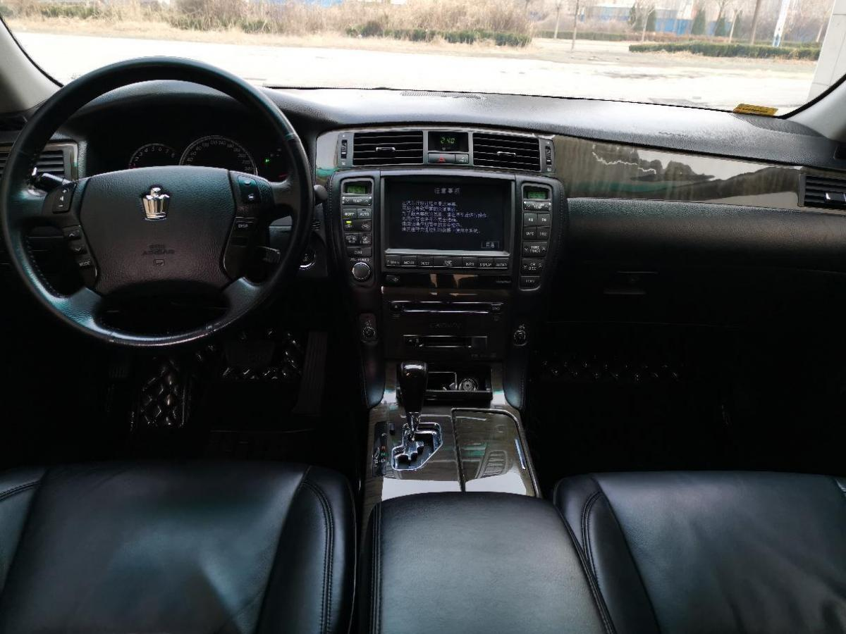 丰田 皇冠  2005款 3.0L Royal Saloon G VIP图片