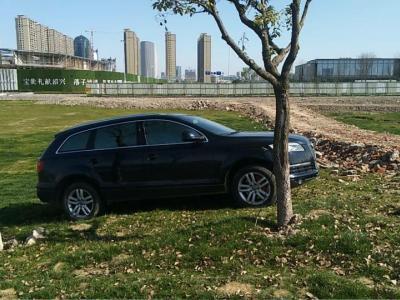 2008年01月 奥迪 奥迪Q7(进口) 4.2 FSI quattro 豪华型图片