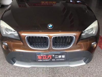 2011年3月 宝马 宝马X1(进口) sDrive18i豪华型图片