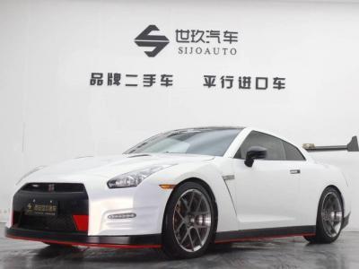 日產 GT-R  2012款 3.8T Premium Edition