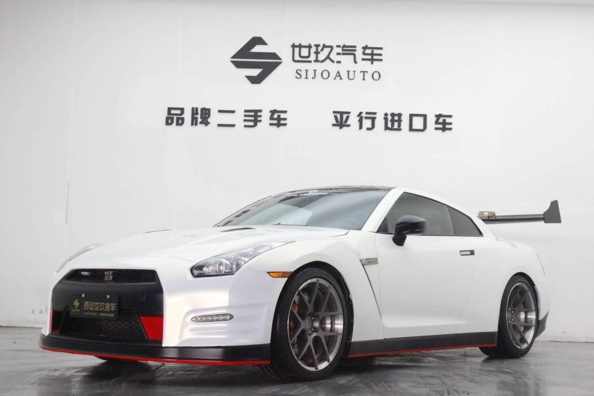 2014年4月 日产 GT-R(进口) 3.8T Premium Edition图片