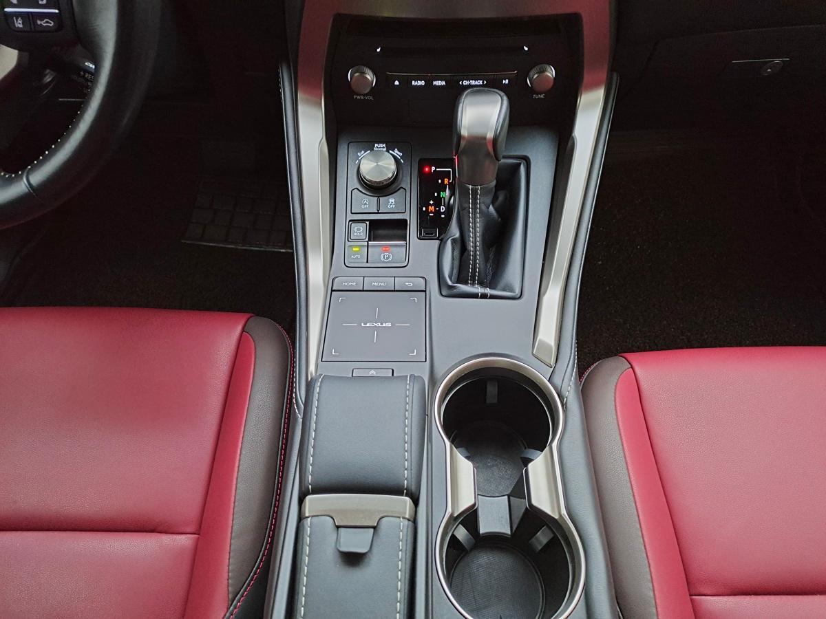 雷克萨斯 NX  2018款 300 全驱 锋尚版图片