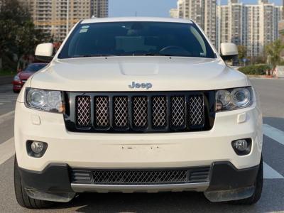 2013年1月 Jeep 大切诺基  3.6L 梦十珍藏版图片