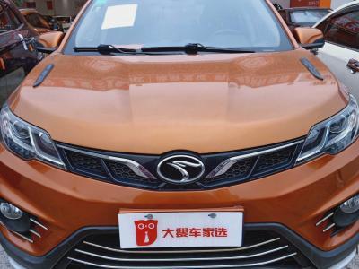 东南 DX3  2016款 1.5T CVT尊贵型图片
