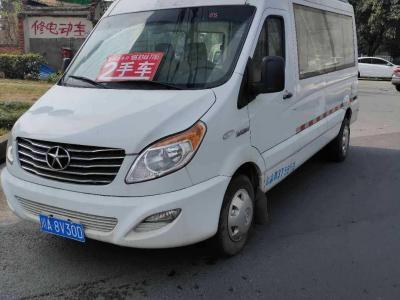 江淮 星銳  2013款 2.8T 5系旅行版國IV圖片