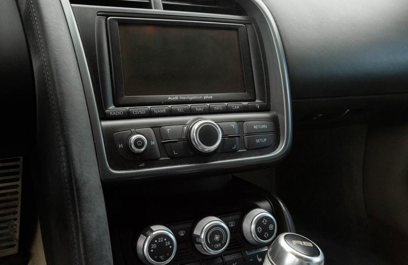 奥迪 奥迪R8  2007款 4.2 FSI quattro图片