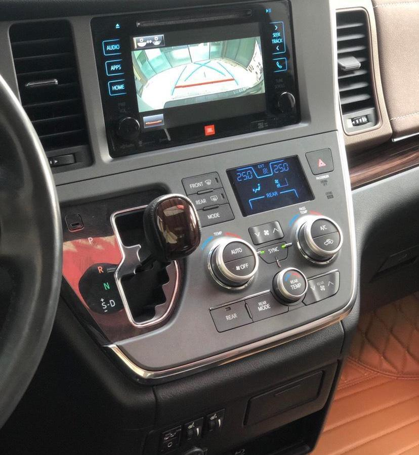 塞纳(进口)3.5L四驱limited图片
